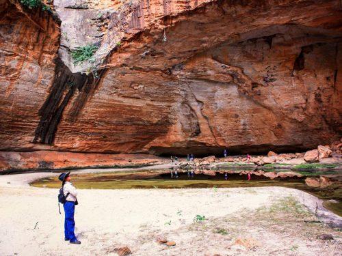 Tour Piccaninny Creek Guided Walking Tours WA