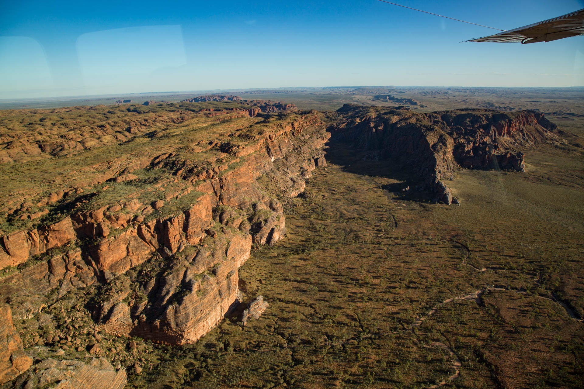 Bungle Bungle Air Tours View