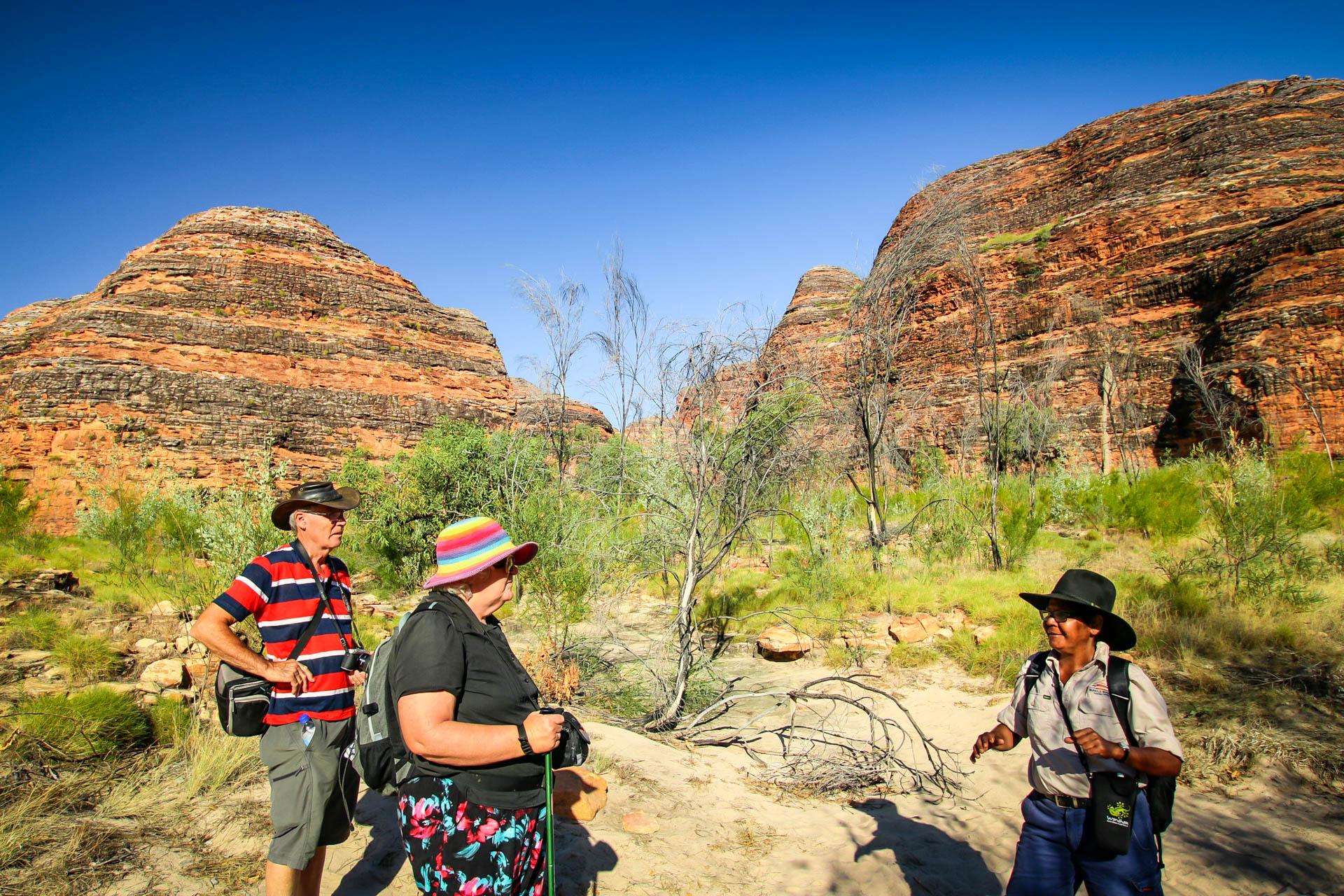 Kimberley Walking Tours Visitors Photography - BBGT