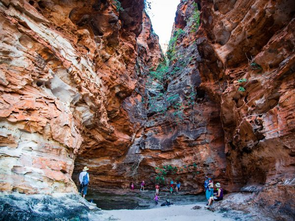 Kimberley Guided Walking Tours Australia