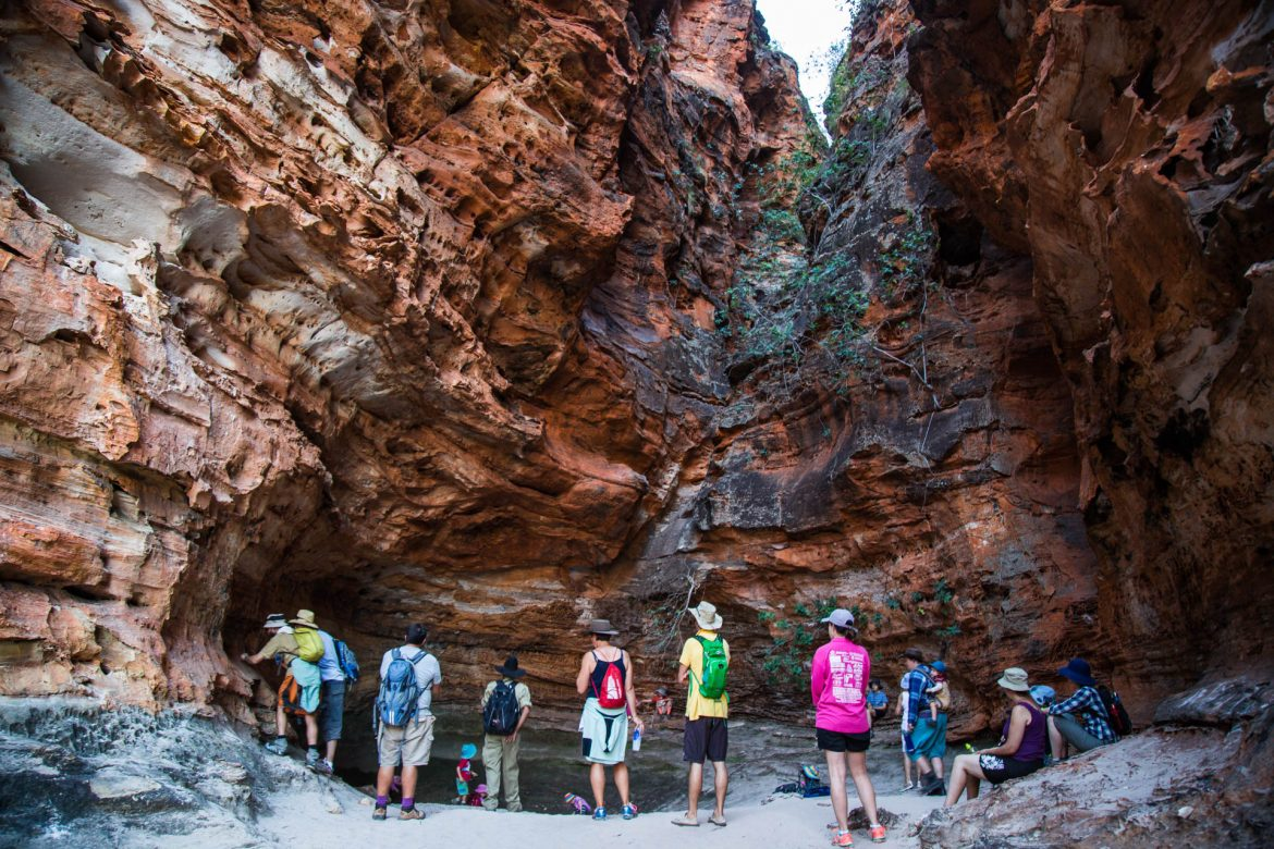 mini Cathedral Gorge BBGT
