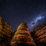Bungle Bungle night sky Gallery Australia