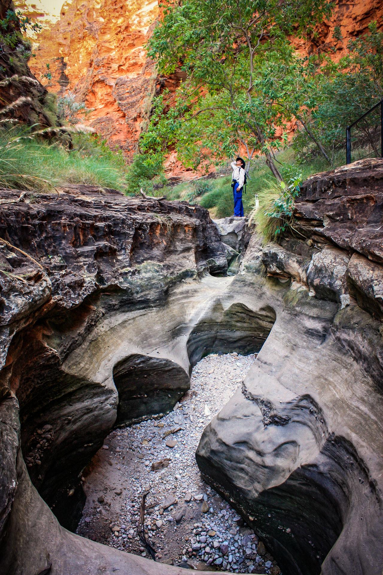 Hide and Seek Spots in Picaninny Creek - BBGT