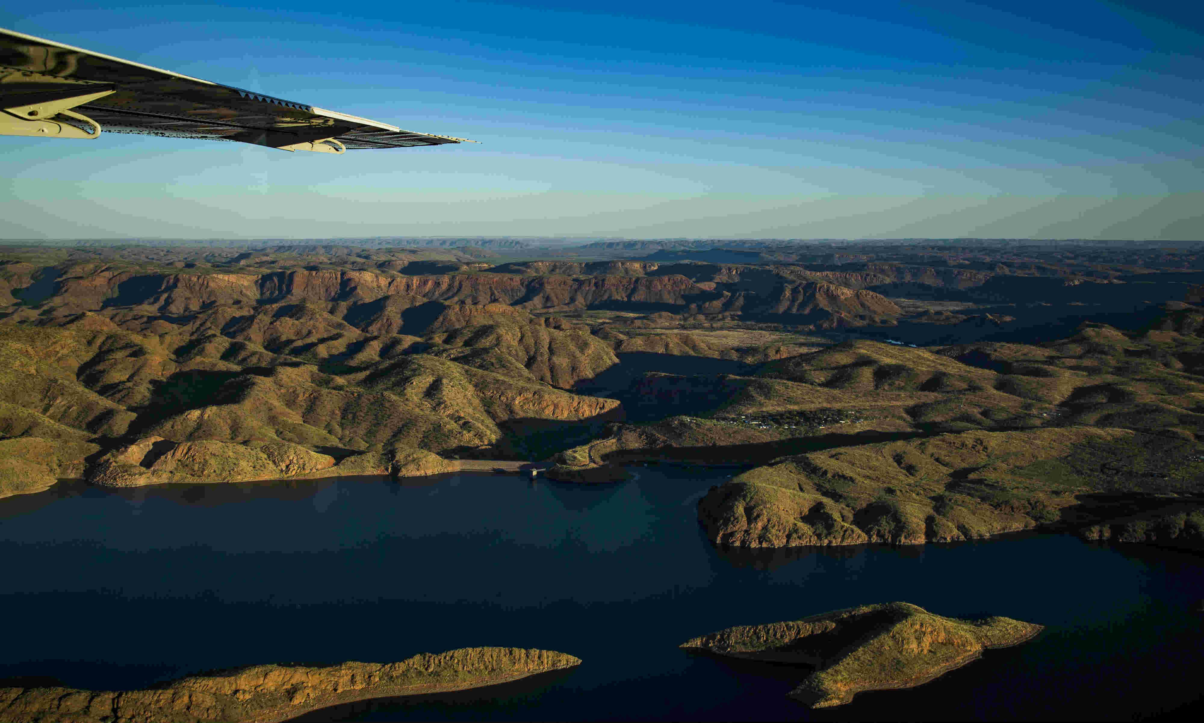 BBGT Aerial View