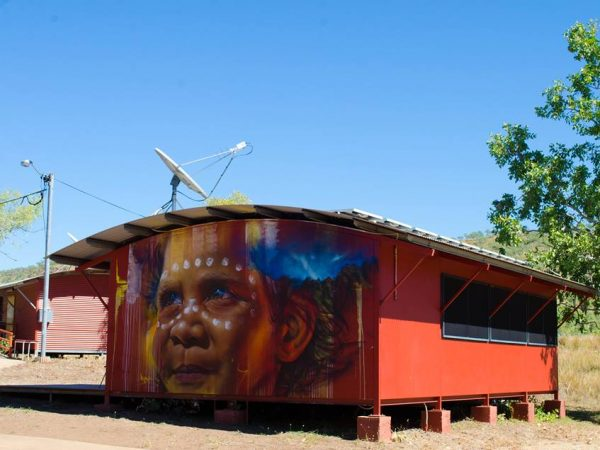 Purnululu School adnate mural Gallery