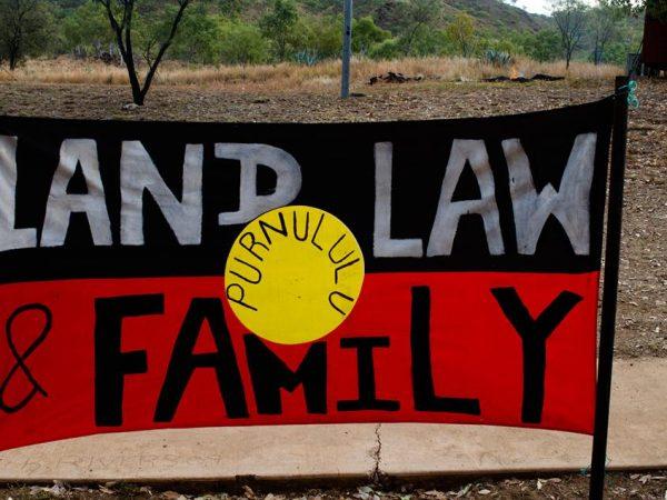 Purnululu Land, Law & Family Flag Australia