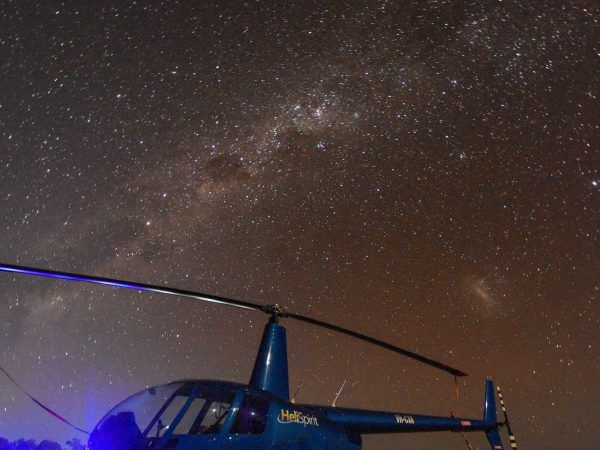 Bungle Bungle Night Sky insights R44