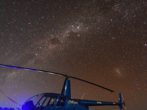 Bungle Bungle Night Sky insights R44