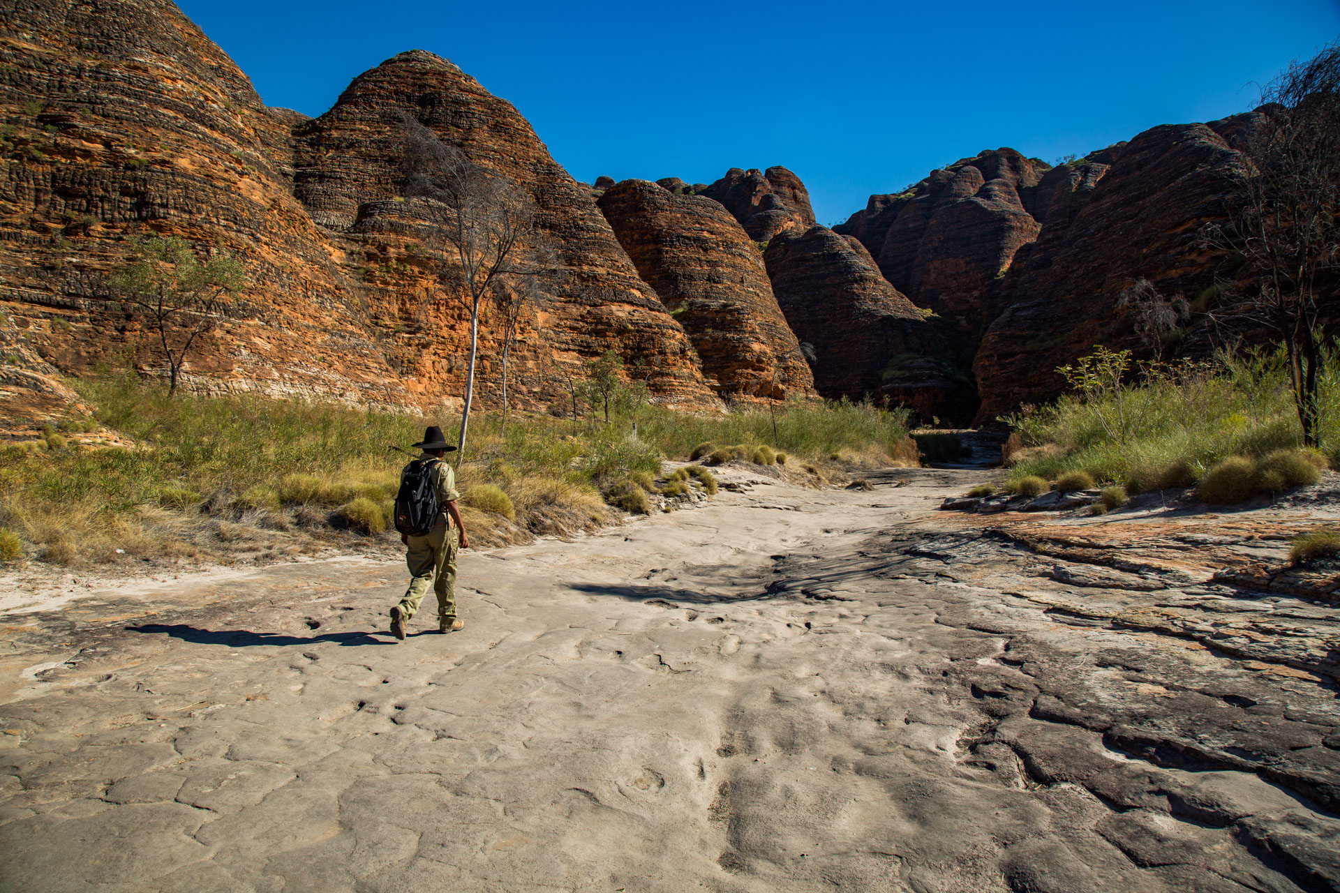 Sandstome Domes Walking Tours WA