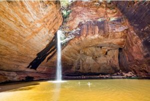 Cathedral Gorge WA Tours
