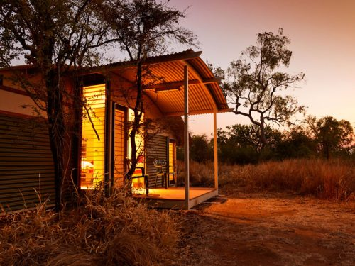 Bungle Bungle Savannah Lodge safari cabin