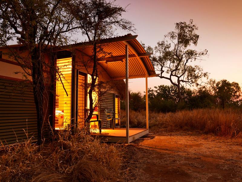 Bungle Bungle Savannah Lodge safari cabin