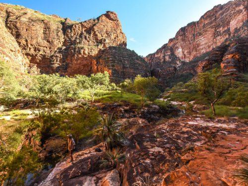 Picaninny Gorge hike Australia